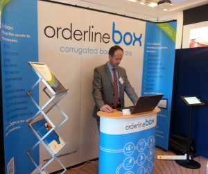 Corrugated box industry event - OrderlineBOX software